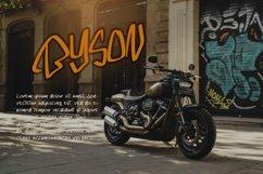 GLOWST Graffiti Font Product Image 4