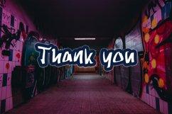 GLOWST Graffiti Font Product Image 6