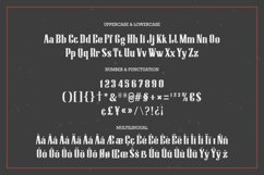 Gladhyte   Vintage Display Font Product Image 2