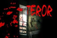 GLOMY - Halloween Horror Font Product Image 6