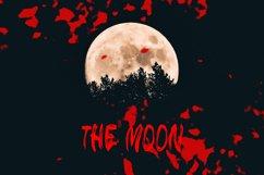 GLOMY - Halloween Horror Font Product Image 3