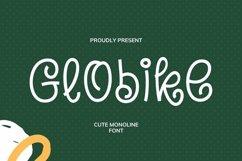 Web Font Globike Font Product Image 1