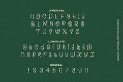 Web Font Globike Font Product Image 2