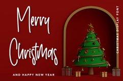 Glorious - Christmas Display Font Product Image 2