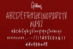 Glorious - Christmas Display Font Product Image 3
