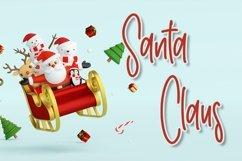 Web Font Glorious - Christmas Display Font Product Image 5