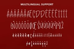 Web Font Glorious - Christmas Display Font Product Image 6