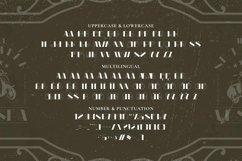 Web Font Glubin Product Image 3