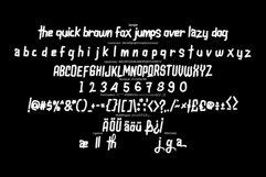 Nodale Modern Typeface Product Image 6