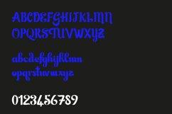 Stepford serif font Product Image 3