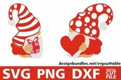 Christmas svg, Holiday svg, Merry Christmas svg, Gnome svg Product Image 1