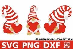 Christmas svg Bundle, Gnomes svg, Santa Claus svg, Holiday Product Image 1