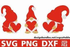 Christmas svg Bundle, Gnomes svg, Santa Claus svg, Reindeer Product Image 1