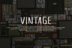 GOFLOW Vintage Display Font Product Image 6