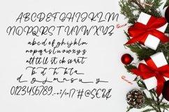 Web Font God Blessing - Christmas Script Font Product Image 6