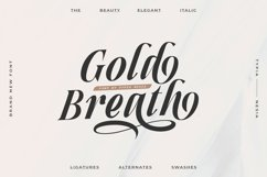 Gold Breath Product Image 1