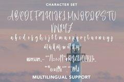 Web Font Goldenrods - Beauty Handwritten Font Product Image 4