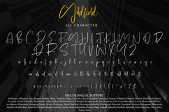 Goldfield - Lovely Calligraphy Font Product Image 6
