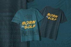 Web Font Golf - Dingbats Font Product Image 3