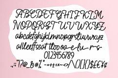 Web Font Goodlines - Monoline Handlettering Font Product Image 5