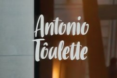 Web Font Gourmette - Handlettering Font Product Image 5