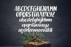 Gourmette - Handlettering Font Product Image 6