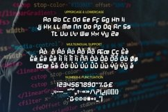 Web Font Goydrep Font Product Image 3