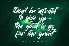 Graby - Bold Script Font Product Image 3