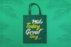 Graby - Bold Script Font Product Image 6