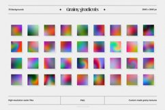 Grainy gradients - backgrounds & abstract shapes collection Product Image 4