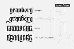 Blackletter Font Product Image 6