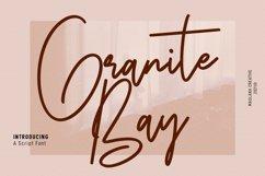 Granite Bay Script Font Product Image 1