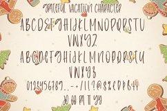 Web Font Grateful Vacation - A Cute Handletter Font Product Image 4
