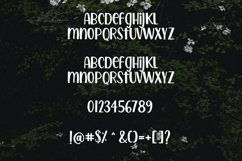 Gardenia - a quirky handwritten font Product Image 4