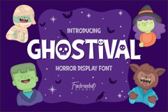 Ghostival Product Image 1