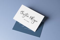 Guesswork - Modern Calligraphy Font Product Image 2