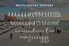 Guesswork - Modern Calligraphy Font Product Image 5