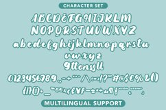 Gumbies - Cute Handletter Font Product Image 4