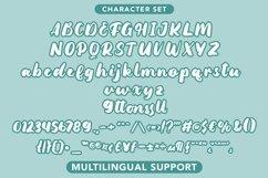 Web Font Gumbies - Cute Handletter Font Product Image 5