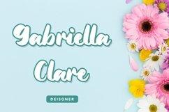 Web Font Gumbies - Cute Handletter Font Product Image 4
