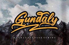 All Fonts Collection - Calligraphy & Handwritten Font Bundle Product Image 5