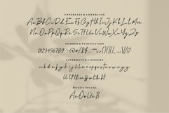 Gurphy - A Stylish Signature Font Product Image 5