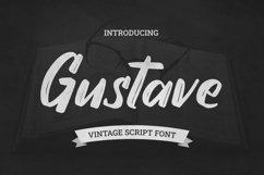 Web Font Gustave Font Product Image 1