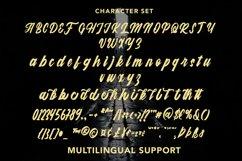 Hadeita - Modern Script Font Product Image 6