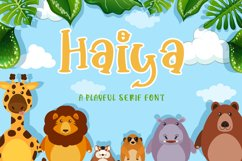 Haiya Product Image 1
