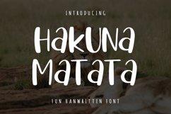Hakuna Matata Product Image 1