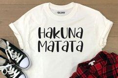 Hakuna Matata Product Image 2