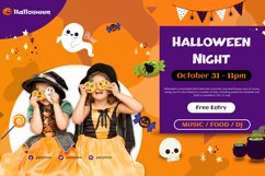 Hallo Witch - Halloween Display Font Product Image 5