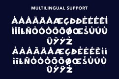 Hallo Witch - Halloween Display Font Product Image 4