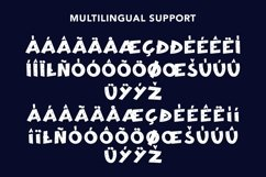 Web Font Hallo Witch - Halloween Display Font Product Image 3